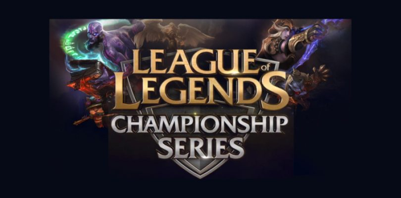 League of Legends finale 2015 in Duitsland