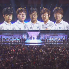 League of Legends wereld finale Koreaans onderonsje