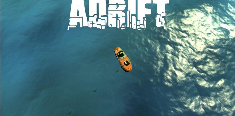 Adrift krijgt een release datum