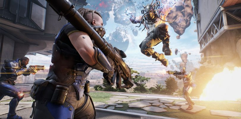 LawBreakers niet Free-To-Play
