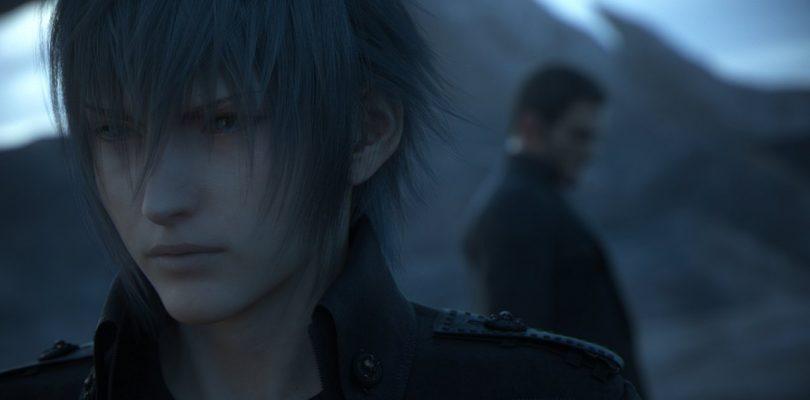 Final Fantasy 15 is onderweg