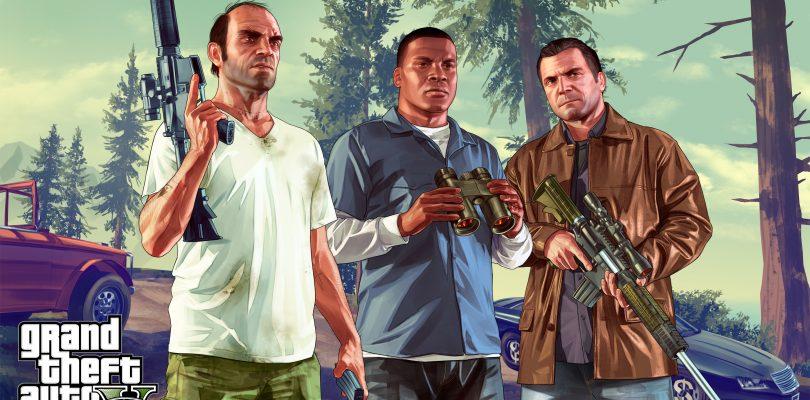 Grand Theft Auto 5 krijgt een update