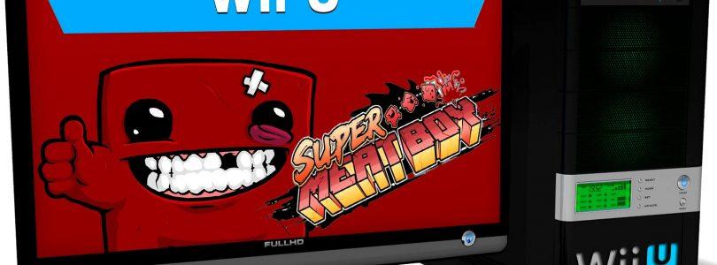 Super Meat Boy komt naar de Wii U